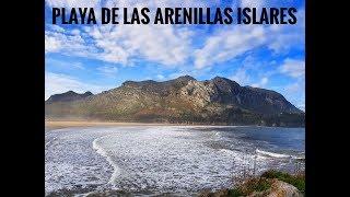 Playa de las arenillas ISLARES