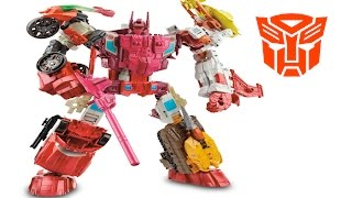 Complete COMPUTRON Autobots!! Transformers Combiner Wars Generations Robots Lots of Toys :)