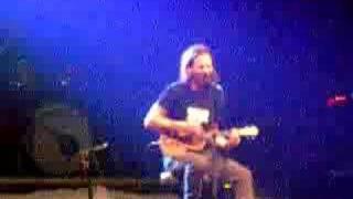 You're True - Eddie Vedder - Honolulu