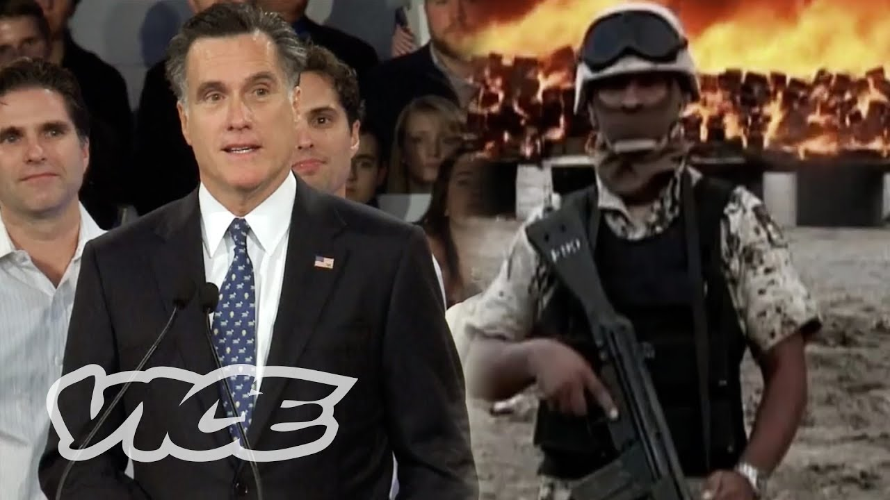 Download The Mexican Mormon War (Drug Cartels vs. Mormons)