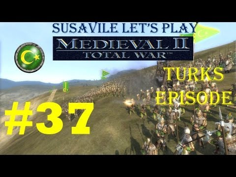 "Let's play MTW2 Turks 37 ""Sailing on the mediterranean"""