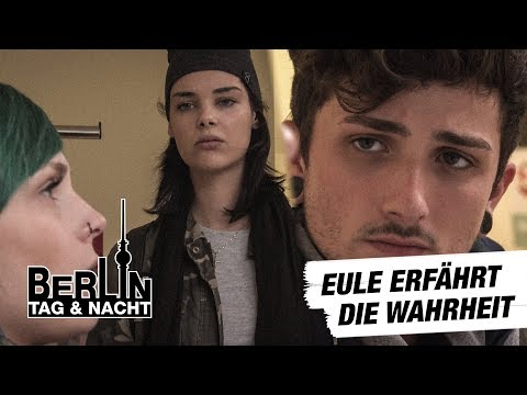 Eule erfährt die GANZE Wahrheit #1816   Berlin - Tag & Nacht