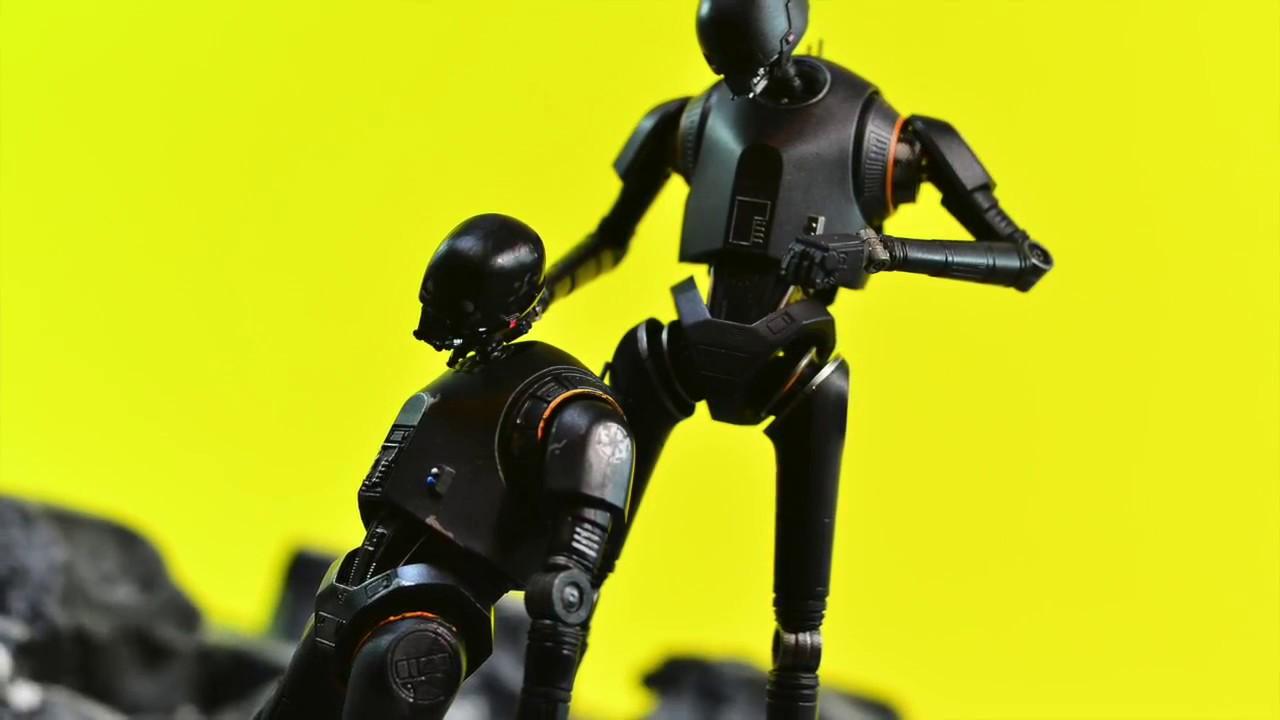 S.H.Figuarts SHF Star Wars K-2SO Jango Fett Darth Vader Action Figure Toy 6/'/' US