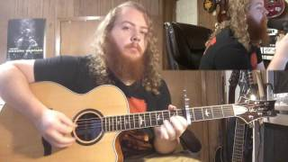 Opeth - Will O The Wisp (Cover by Jordan Guthrie)