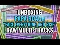 Papa Roach Face Everything And Rise Raw Multi Tracks UNBOXING mp3