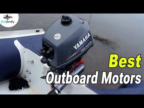 Best Outboard Motors In 2020 – Editor's Suggestion!
