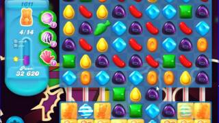 Candy Crush Saga SODA Level 1611 CE