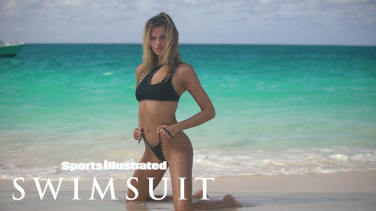 bc6f0da39bbd8 Hailey Clauson explains how to become a SI Swimsuit model