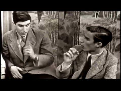 1954 High School Student Exchange. W. Germany, Switzerland, Italy, France, Belgium. Subject: Europe