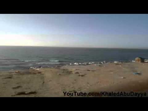 غزة - مدينة دير البلح Gaza - City Deir al-Balah HD