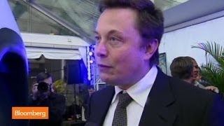 Elon Musk: You're Safe If My Spacecraft Crashes