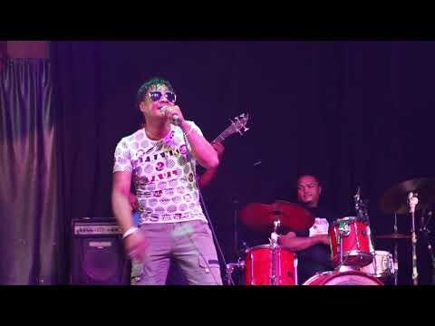 AJA MISAFAH-kamboty baba (version reggae) LIVE Au Jao's Pub le 16 décembre 2017