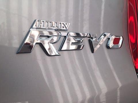 พรีวิว Toyota Hilux Revo 2015 รุ่น DoubleCab 2.8G 4WD A/T Navi ราคา 1,139,000 บาท