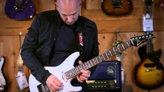 "Joe Satriani: Master Class ""Flying In A Blue Dream"""