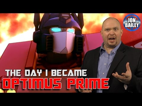 The Day I Became Optimus Prime