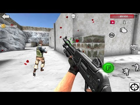 Gun Strike Shoot (by D3) Android Gameplay [HD]
