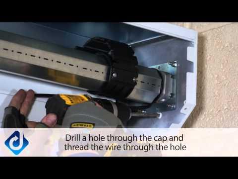 Rollerdoor UK:  How to fit your Rollerdoor