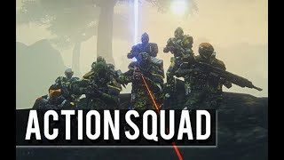 Squad Lead Into Action! (PlanetSide 2 Gameplay)