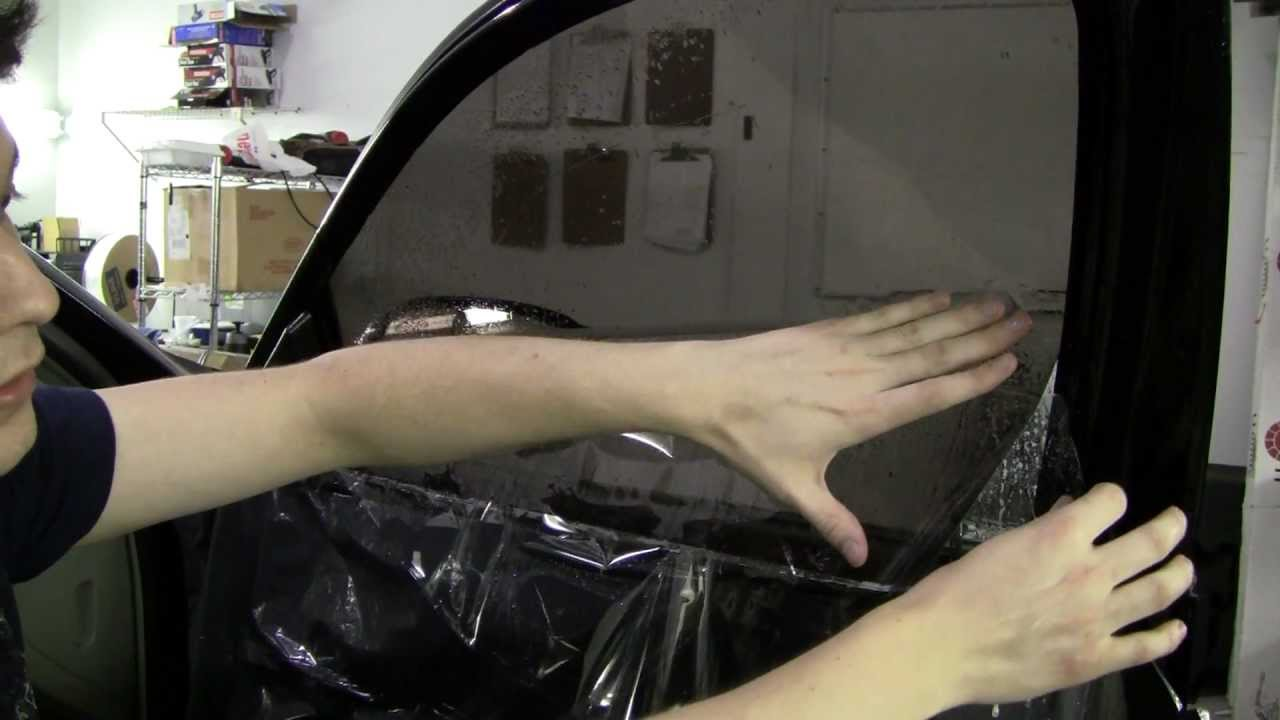 Installing pre cut tint kits youtube solutioingenieria Gallery