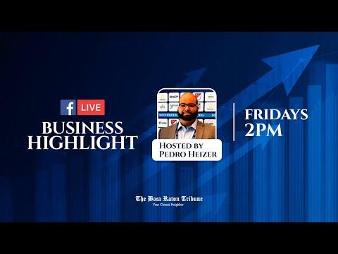 Business Highlight, December 18th