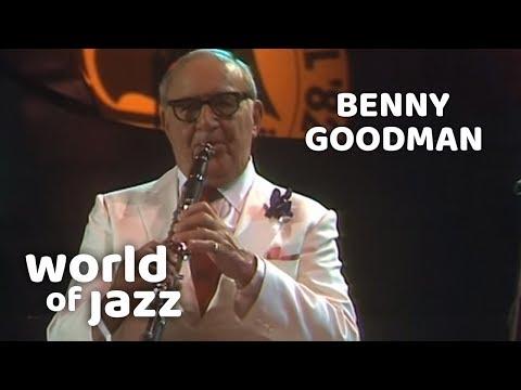 Benny Goodman Septet at the North Sea Jazz Festival • 18-07-1982 • World of Jazz