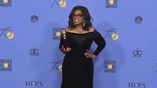 Oprah for president? Golden Globes speech stirs speculation of 2020 run