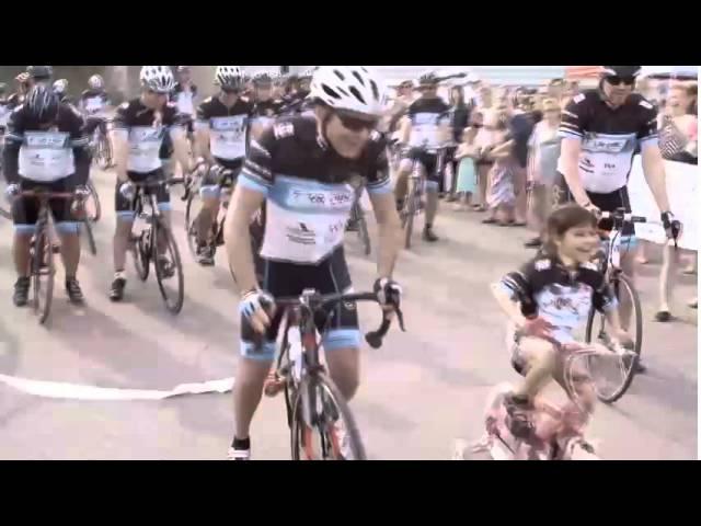Publicité: Tour CIBC Charles-Bruneau 2016 à Québec