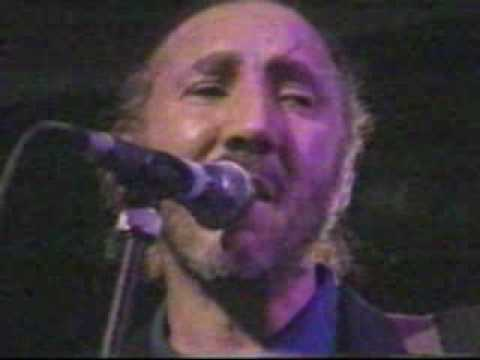 Pete Townshend and Pat Metheny I Put A Spell On You 1990