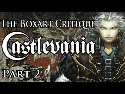 The Boxart Critique - Castlevania (Part 2/2)