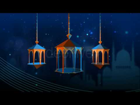 Ramadan Kareem Ident Intro - After Effects template from Videohive ...