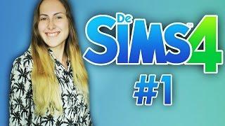NIEUWE SIMS SERIE! - De Sims 4 - Part 1