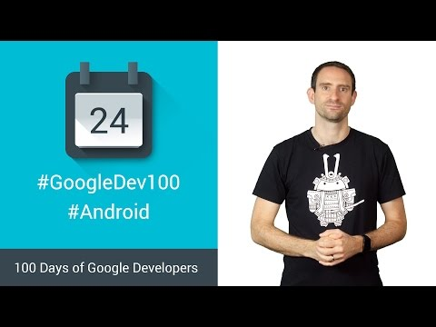 Android for Work: Single Use Devices (100 Days of Google Dev)
