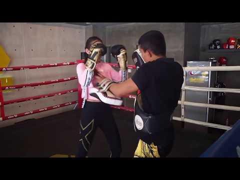 Punch MMA | Muay Thai Surabaya | Kickboxing Surabaya | TRX