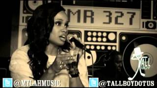 Mylah Music Releases Supply & Demand In Front Of Fans @ The Music Room