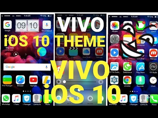 Y53,Y55,V5 - Apply  itz Themes in Funtouch 3 0 (No Root) | CuteHowTo