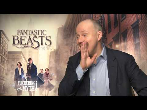 David Yates - Fantastic Beasts and Where to Find Them Exclusive Interview