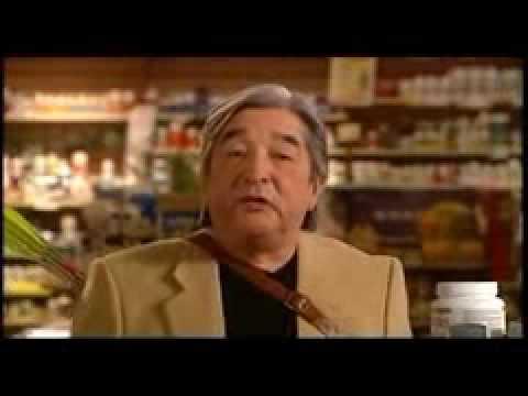 Lakota commercial Spoof  Graham Greene on Rick Mercer Report