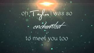 Owl City Enchanted Lyric Video