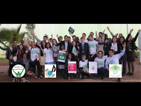 Youth 4 Climate Action Grand Coalition - Fiji COP23 presidency Pavilion side event 6Nov2017
