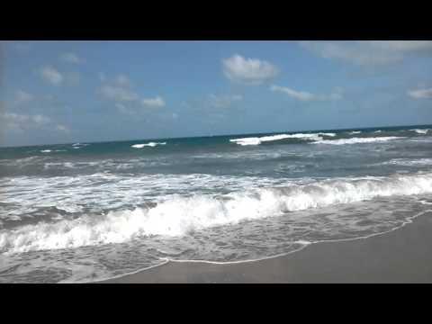 Dhanushkodi Beach View Rameshwaram Indian Ocean Video : part 1