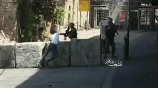 انا دمي فلسطيني