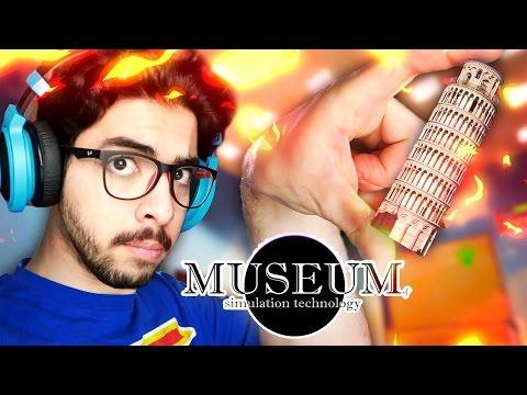 نعم هذا ما يحدث عندما تحصل على قوة خارقة !! | Museum
