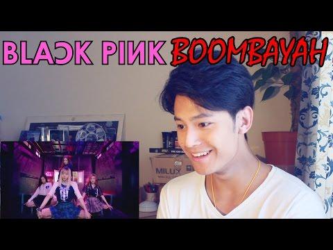 BLACKPINK - BOOMBAYAH Reaction (LISA GOT BARZ!)