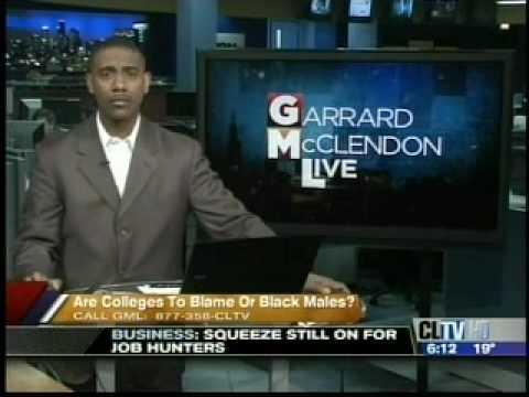 Dr. Tyrone Bledsoe talks to Garrard McClendon.mov