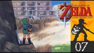 The Legend of Zelda: A Link to the Past #7 Hera