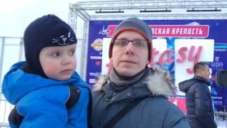 Выставка ледяных фигур в Санкт-Петербурге 2017