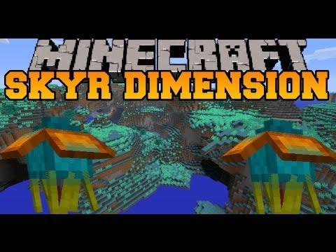 Exploding Dimensions Mod - Dimensions - Minecraft Mods - Curse