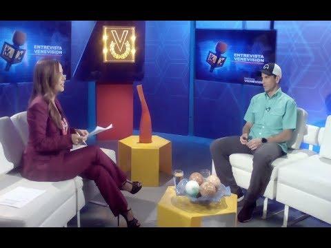 Entrevista Venevisión: Henrique Capriles, gobernador de Miranda