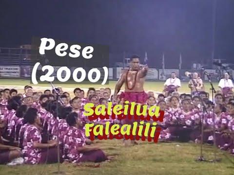 Saleilua, Falealili -  Pese Samoa