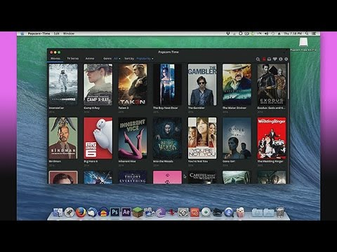 Download Popcorn Time For Mac OSX and above
